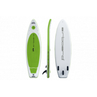 Airboard Stream SUP - lime green