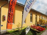 Testpaddeln Kajak Canadier - Angelkajak - SUP mit Lettmann, Prijon, Nativ Watercraft